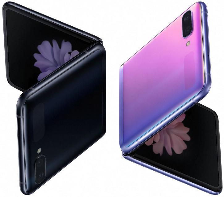 Samsung Galaxy Z Flip засветился до анонса на видео в страшном чехле