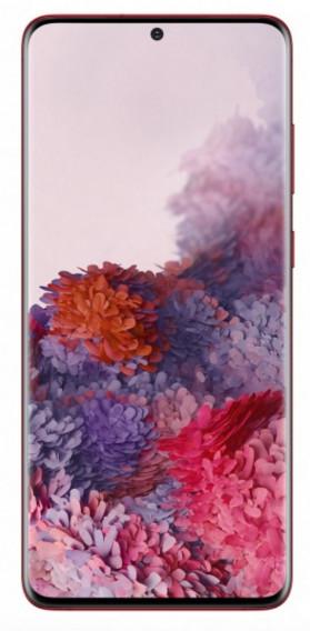 Эксклюзив: красный Samsung Galaxy S20+ скоро в России