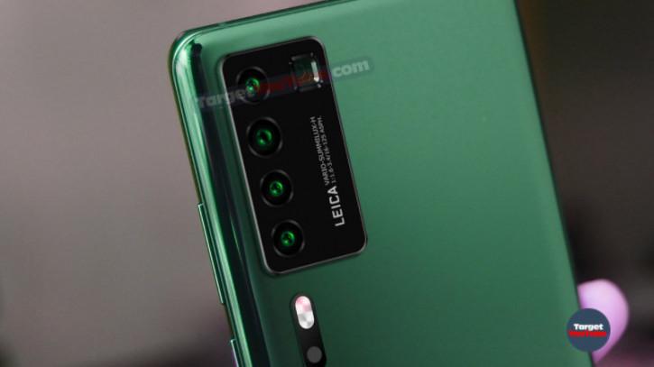 Назван сенсор камеры Huawei P40 Pro и его впечатляющие характеристики