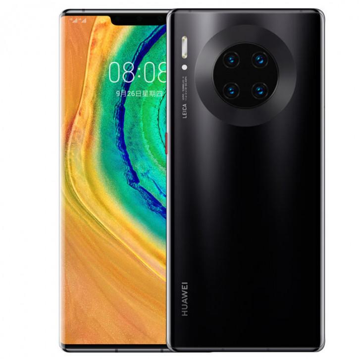Неожиданно! Топовый Huawei Mate 30 Pro поступил в продажу в России
