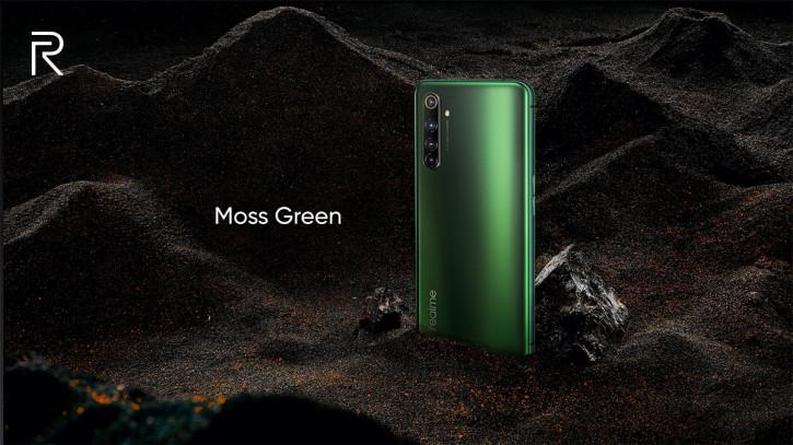 Европейские цены Realme X50 Pro 5G