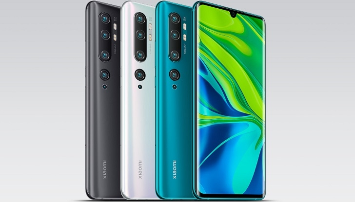 Xiaomi Mi CC9 Pro со 108-Мп камерой подешевел до 320 долларов