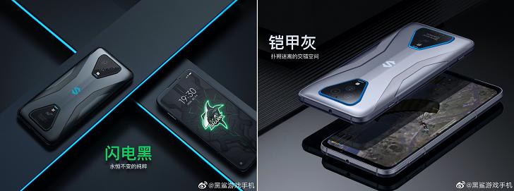 Анонсирован игровой смартфон Xiaomi Black Shark 3 Pro