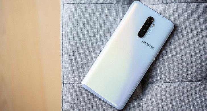 Realme X20 Pro на Snapdragon 855 Plus подешевел до 285 долларов
