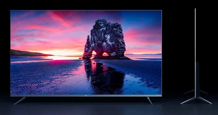 Стартовали продажи огромного телевизора Xiaomi Mi TV 5 Pro стоимостью 1430 долларов