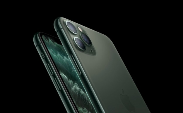 Apple запатентовала шифрование данных, отображаемых на дисплее