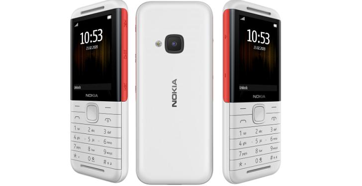 Анонсирован мобильный телефон Nokia 5310