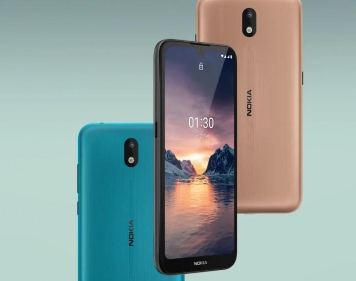 Представлен смартфон Nokia 1.3 за 95 евро