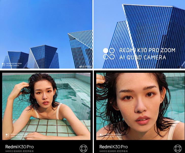 Xiaomi поделилась фотографиями с камеры Redmi K30 Pro Zoom Edition