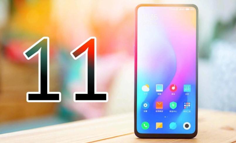 Xiaomi прекратила выпуск обновление прошивки MIUI 11
