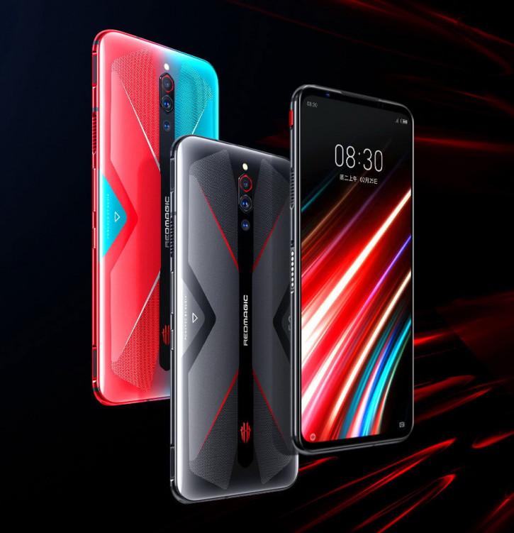 Анонс Nubia Red Magic 5G - игрофлагман со 144-Гц экраном и 16 ГБ ОЗУ