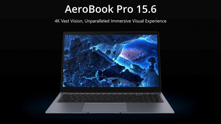 Chuwi AeroBook Pro 15.6 с 4K-дисплеем и Intel i5 уже в продаже за $499