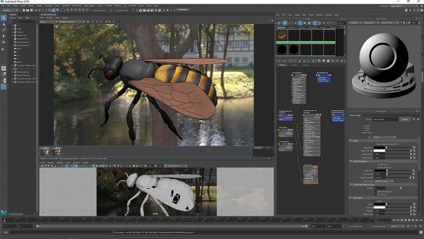 Программа для создания 3D-цифрового контента