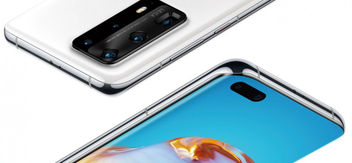 """Анонс Huawei P40 Pro+: лучшее """"железо"""" для фото в керамическом корпусе"""