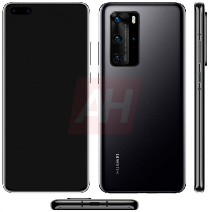 Huawei: камера P40 создана, чтобы быть лучшей