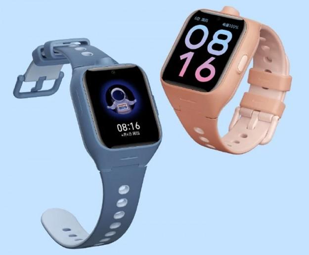 Детские смарт-часы Xiaomi Mi Bunny Children Watch 4 получили две камеры