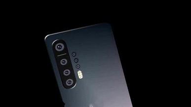 Первые рендеры Huawei P50 Pro