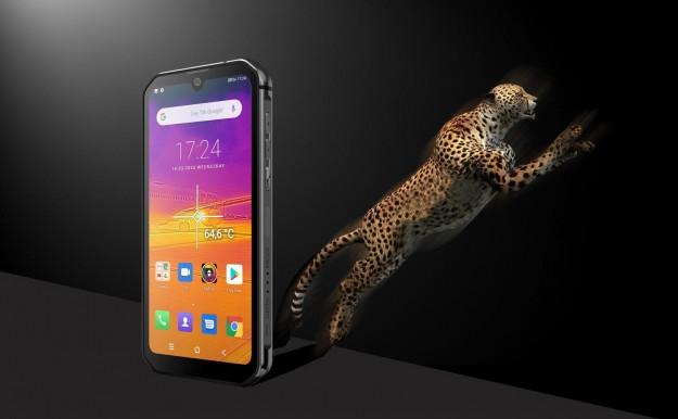 Blackview BV9900 Pro - защищенный смартфон с тепловизором и записью видео в 4K