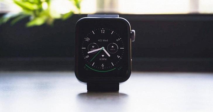 Xiaomi обновила смарт-часы Mi Watch