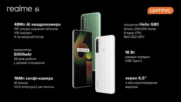 Убийца Xiaomi покоряет новые вершины — Цитрус анонсировал 6-ю супертехнологичную линейку смартфонов от realme