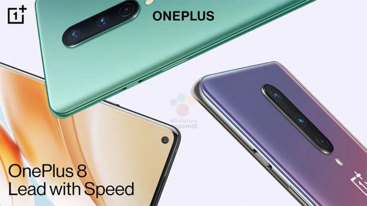 ВСЕ характеристики и отличия OnePlus 8 и OnePlus 8 Pro