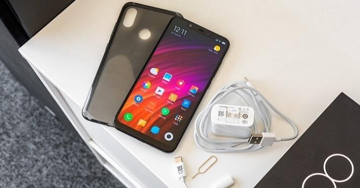 Xiaomi Mi 8 рекордно подешевел