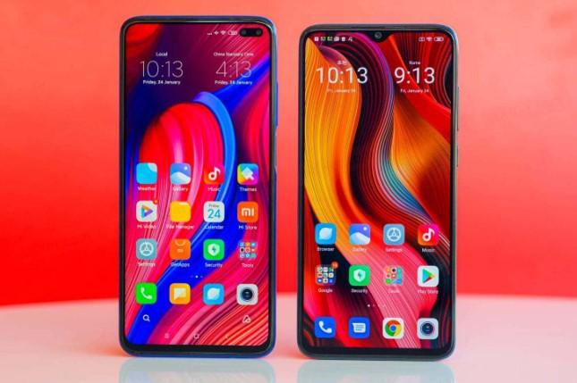 Обои из MIUI 12 доступны всем Android-смартфонам