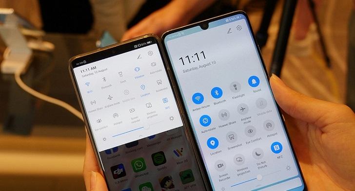 Названы 10 смартфонов Huawei, которые получат EMUI 10