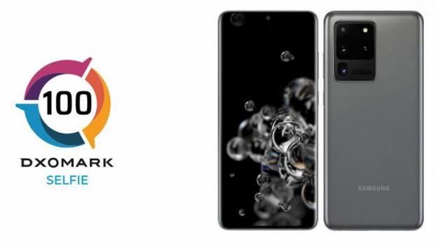 Samsung Galaxy S20 Ultra уступил Huawei P40 Pro в очередном тесте камеры DxOMark