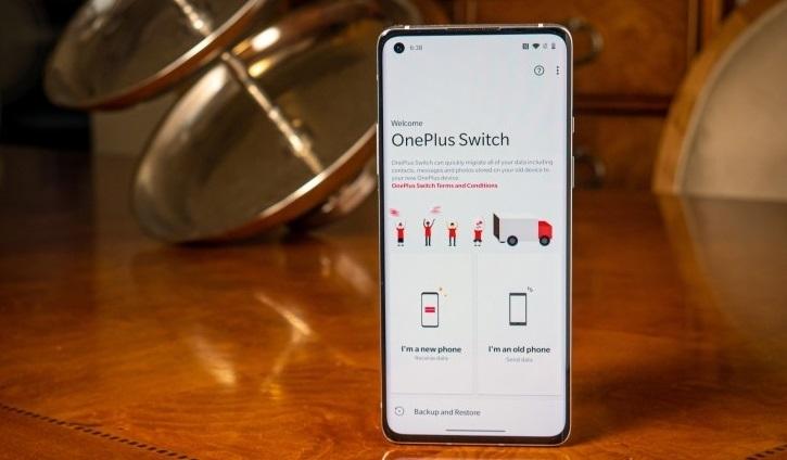 OnePlus 8 представлен в Украине