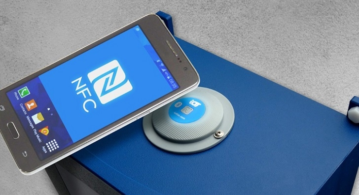 С помощью NFC можно будет заряжать устройства