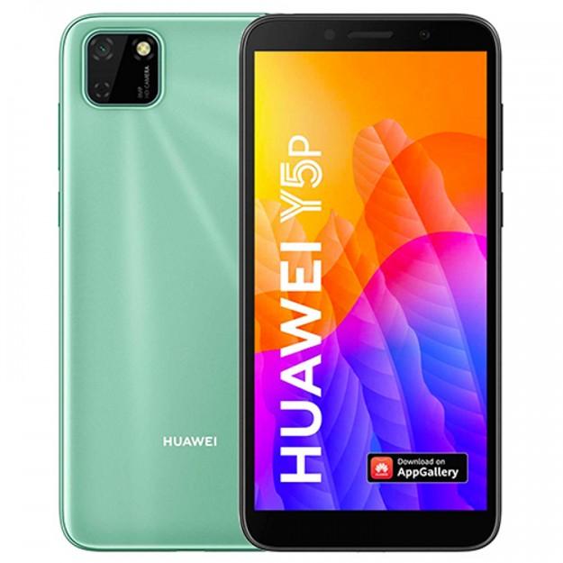 Представлены смартфоны Huawei Y6p и Y5p по цене от 125 евро