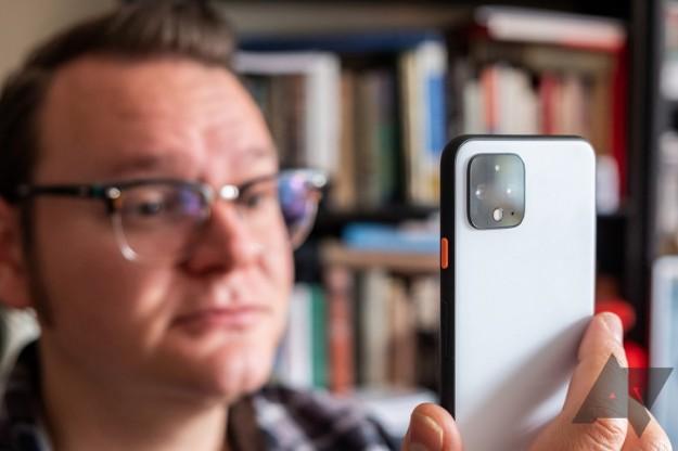 Google сломала функцию Face Unlock на смартфонах Pixel 4. Да, опять