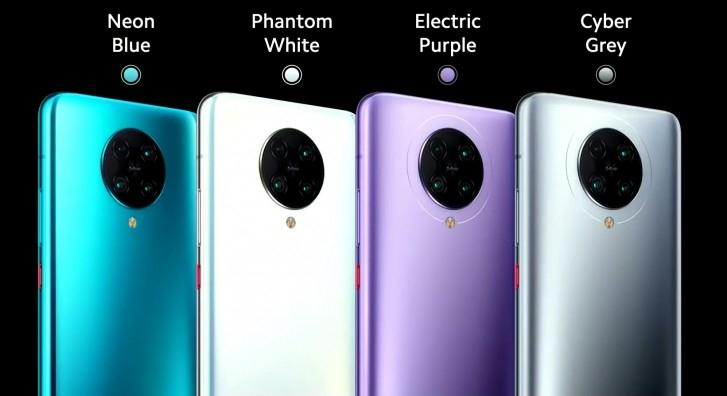 Pocophone F2 Pro представлен официально