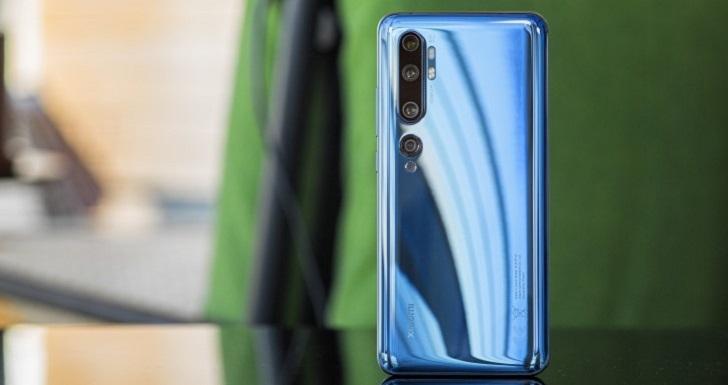 Смартфон Xiaomi Mi CC9 Pro упал в цене до рекордно низкого уровня