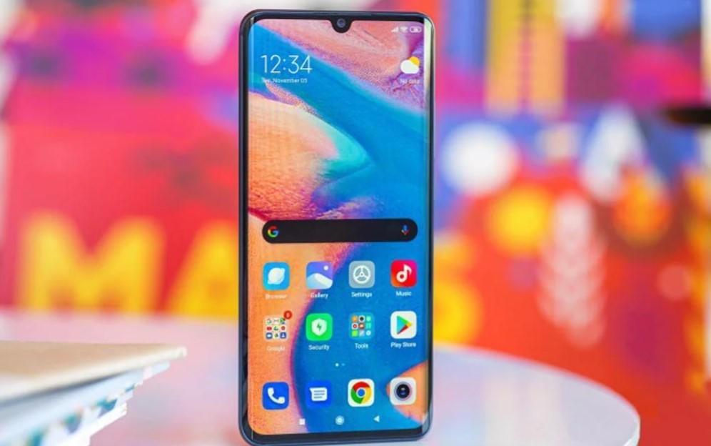 Смартфон Xiaomi Mi Note 10 упал в цене до рекордно низкого уровня