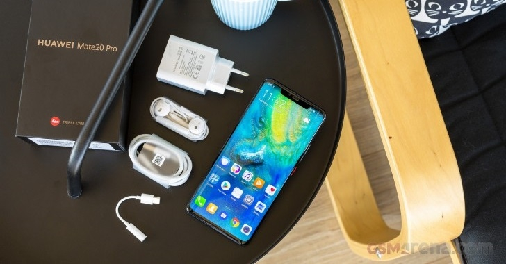 15 устройств Huawei и Honor получили новую прошивку