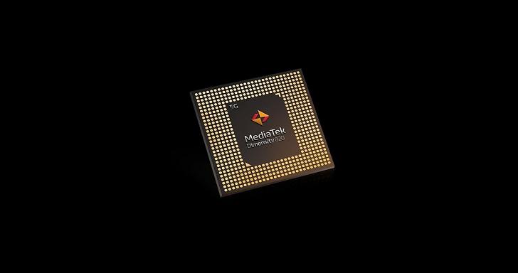 Анонсирован процессор Dimensity 820