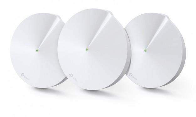 TP-Link Deco M9 Plus: флагманская Wi-Fi Mesh-система для умного дома уже в Украине