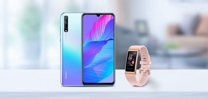 Huawei Y8p представлен официально