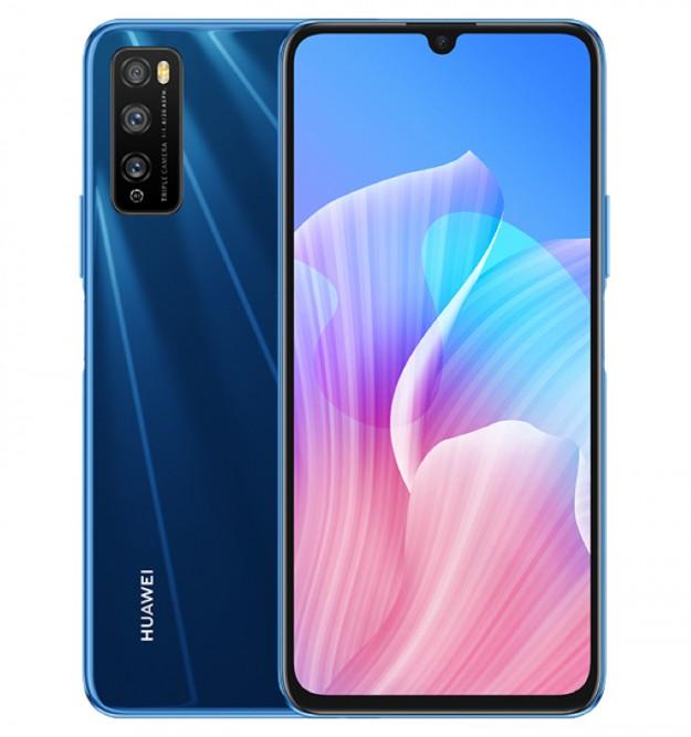 «Бюджетный» 5G-смартфон Huawei Enjoy Z получит 90-Гц экран Full HD+