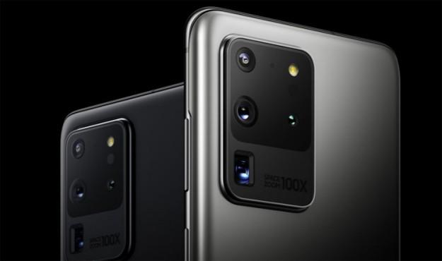 Смартфоны Samsung Galaxy Note 20 не получат систему 100x Space Zoom