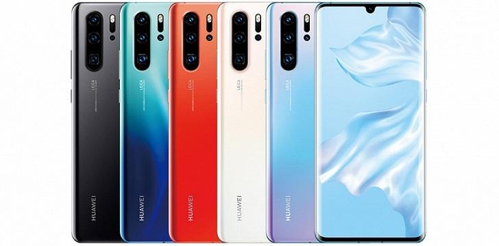 Выпущена стабильная версия EMUI 10.1 для Huawei P30 и P30 Pro