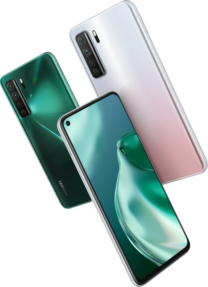 Анонс Huawei P40 Lite 5G - доступный 5G-смартфон с 64-Мп камерой