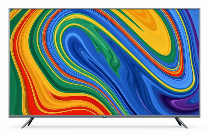 Xiaomi привезла в Россию два новых телевизора Mi TV 4S (цена)