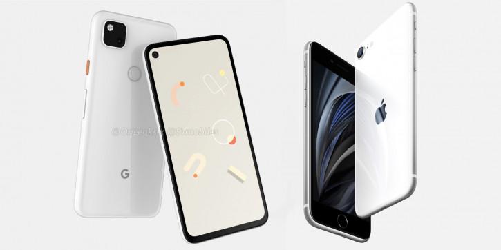 Pixel 4a ударит по iPhone SE ценником