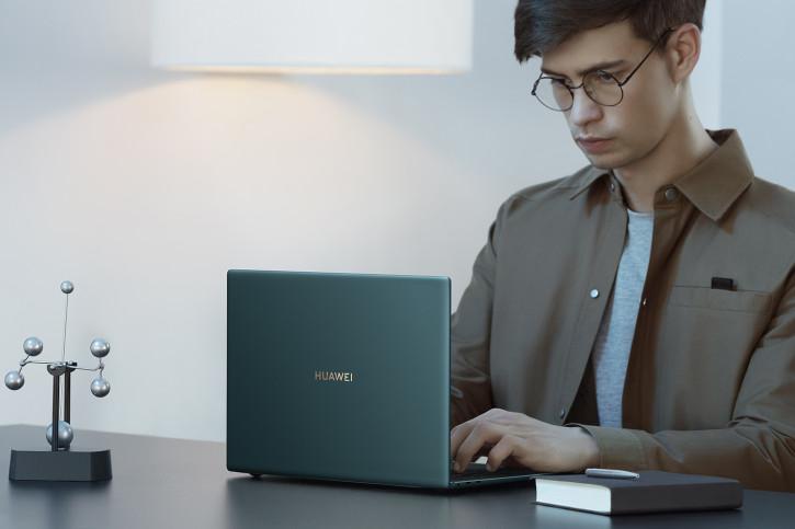 Топовый ноутбук MateBook X Pro теперь в новой расцветке на рынке РФ