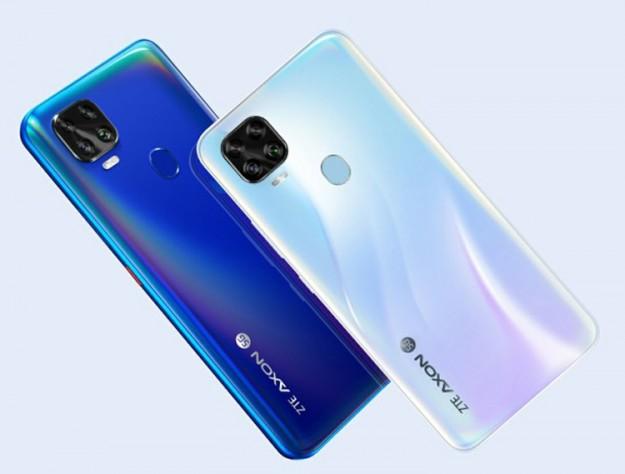 Смартфон ZTE Axon 11 SE 5G с процессором Dimensity 800 стоит $280