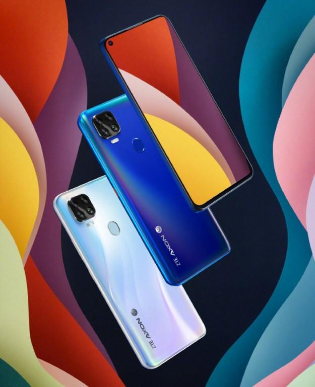 Смартфон ZTE Axon 11 SE 5G с процессором Dimensity 800 стоит 0