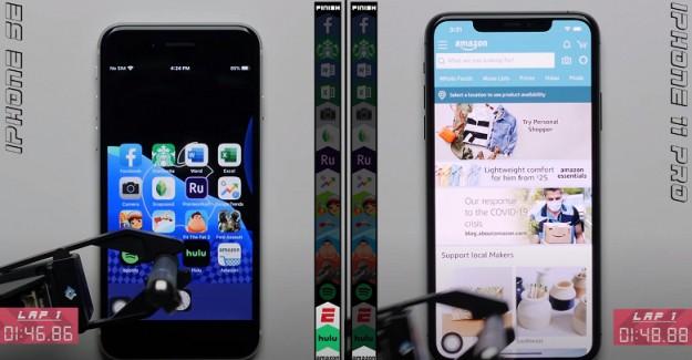 iPhone SE мог бы быть даже быстрее iPhone 11 Pro Max, но его подводит недостаток оперативной памяти